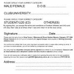 Pre Entry Form3