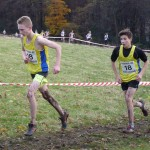 Great endeavour from Ben MacMillan and Tom Graham-Marr