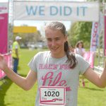 Race For Life - Stirling
