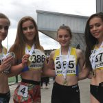 U15 Relay Winners