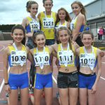 U13 and U15 Gold Medals