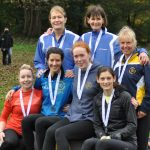 Women's Team - silver medallists