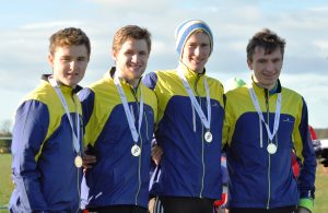 Team Gold - Jamie, Alex, Dale and Cameron