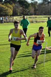A strong run from Tom Graham-Marr led his team home with a fine eighth place