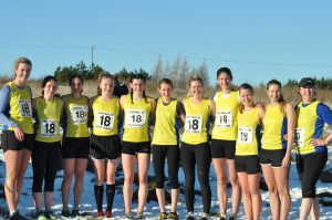 Senior Women's team