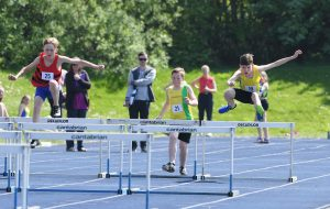 Under-13 Boys 75m Hurdles