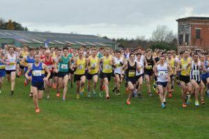 Men's race start