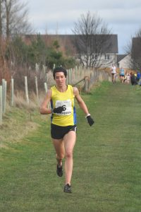 Morag Millar dominated the women's race