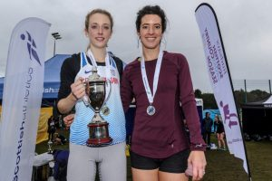 Gemma Reekie and Morag Millar