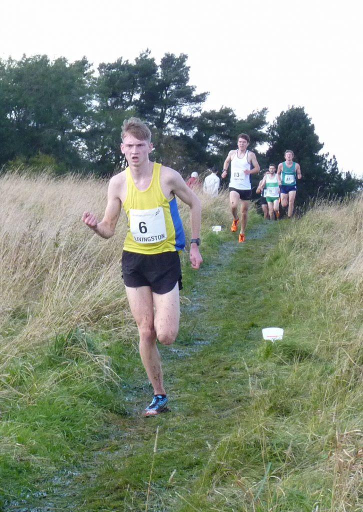 Ben McMillan - fastest Under-20