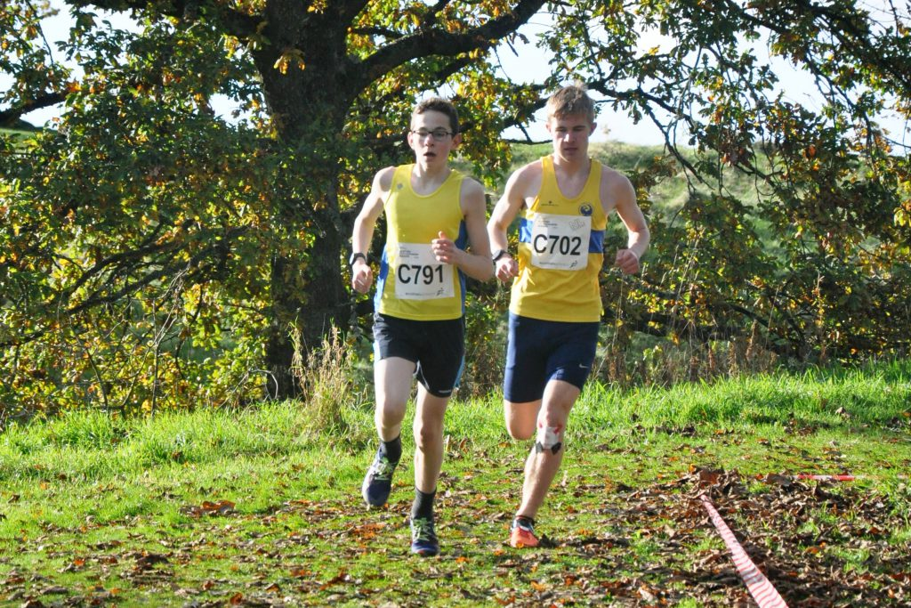 Cameron Kerr (C791) wins against Giffnock